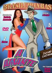 capa do filme a amante 27 min Bruna Ferraz   Atriz Pornô