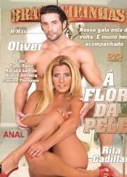 capa do filme a flor da pele 29 min Fabiane Thompson   Atriz Pornô