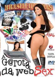 capa do filme a garota da web sex 30 min Julia Paes   Atriz Pornô