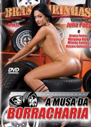 capa do filme a musa da borracharia 51 min Julia Paes   Atriz Pornô
