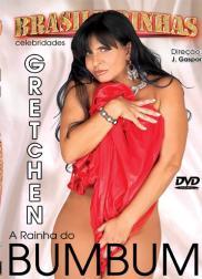 capa do filme a rainha do bumbum 193 min Gretchen   Atriz Pornô
