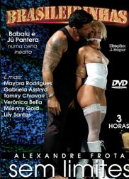 capa do filme alexandre frota sem limites 279 min Babalu   Atriz Pornô