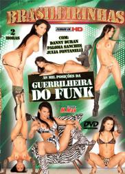 capa do filme as mil posi es da guerrilheira do funk 75 min Danny Duran   Atriz Pornô