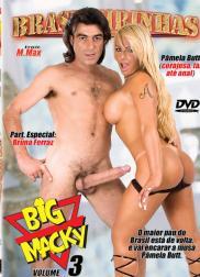 capa do filme big macky 166 min Bruna Ferraz   Atriz Pornô