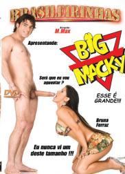 capa do filme big macky 174 min Babalu   Atriz Pornô