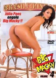 capa do filme big macky 190 min Julia Paes   Atriz Pornô