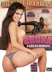 capa do filme bruna a gata do momento 259 min Bruna Alves   Atriz Pornô