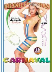 capa do filme carnaval 278 min Babalu   Atriz Pornô