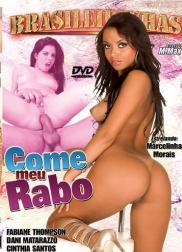 capa do filme come meu rabo 249 min Cinthia Santos   Atriz Pornô