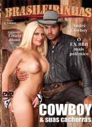 capa do filme cowboy e suas cachorras 197 min Cinthia Santos   Atriz Pornô