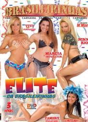 capa do filme elite das brasileirinhas 216 min Babalu   Atriz Pornô