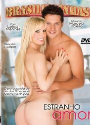 capa do filme estranho amor 153 min Babalu   Atriz Pornô
