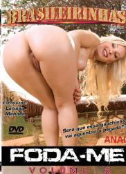 capa do filme foda me 198 min Babalu   Atriz Pornô