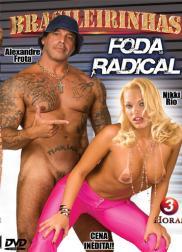 capa do filme foda radical 37 min Babalu   Atriz Pornô