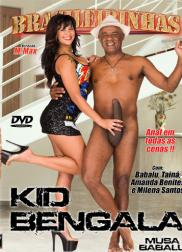 capa do filme kid bengala babalu 230 min Babalu   Atriz Pornô