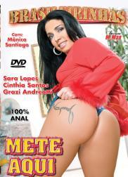 capa do filme mete aqui 42 min Cinthia Santos   Atriz Pornô