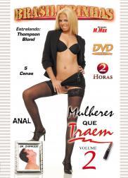 capa do filme mulheres que traem 149 min Fabiane Thompson   Atriz Pornô