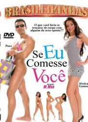 capa do filme se eu comesse voc 47 min Anita Amorin   Atriz Pornô