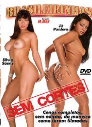 capa do filme sem corte 251 min Ju Pantera   Atriz Pornô
