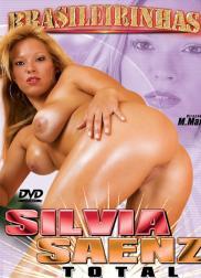 capa do filme silvia saenz total 269 min Ju Pantera   Atriz Pornô
