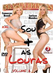 capa do filme sou mais as louras 213 min Cinthia Santos   Atriz Pornô