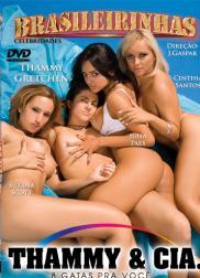 capa do filme thammy e cia 122 min Julia Paes   Atriz Pornô