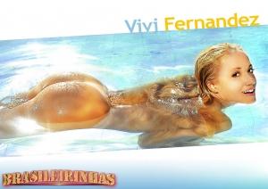 Vivi Fernandez gostosa pelada